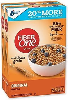 Evaxo Fiber One Cereal, Original Bran (32.4 oz, 2 pk.)