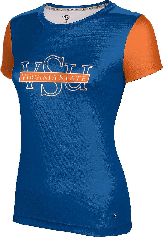 ProSphere Virginia State University Girls' Performance T-Shirt (Crisscross)