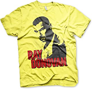 Licensed Adult Long Sleeve T-Shirt S-3XL Ray Donovan TV Show THE BAG OR THE BAT