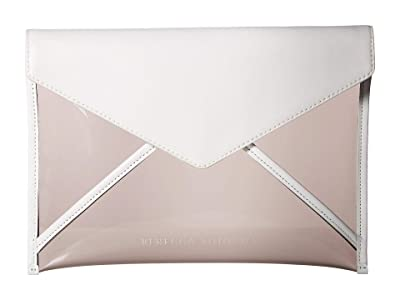 Rebecca Minkoff Leo Clutch (Smoke) Clutch Handbags
