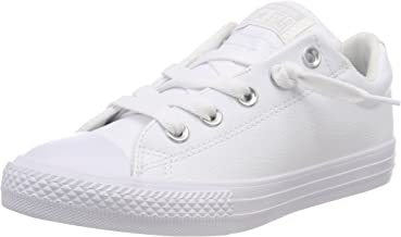 Converse Kids' Chuck Taylor All Star Street Slip on Low Top Sneaker