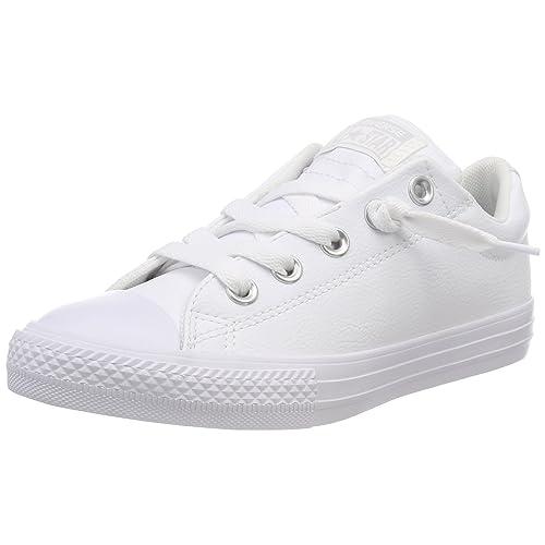 fea38f1a4885 Converse Kids  Chuck Taylor All Star Street Slip on Low Top Sneaker
