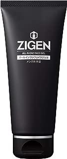 ZIGEN (ジゲン) オールインワン フェイスジェル 100g [ メンズ用 保湿 合成界面活性剤不使用 ]