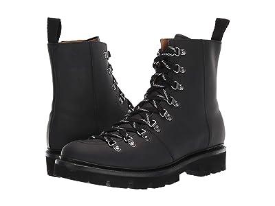 Grenson Brady Boot (Black Rubberised) Men