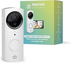 Smart Vídeo Porteiro Wi-Fi Positivo Casa Inteligente, Indoor e Outdoor, 720p Full HD, 30 FPS, áudio bidirecional, detecção...