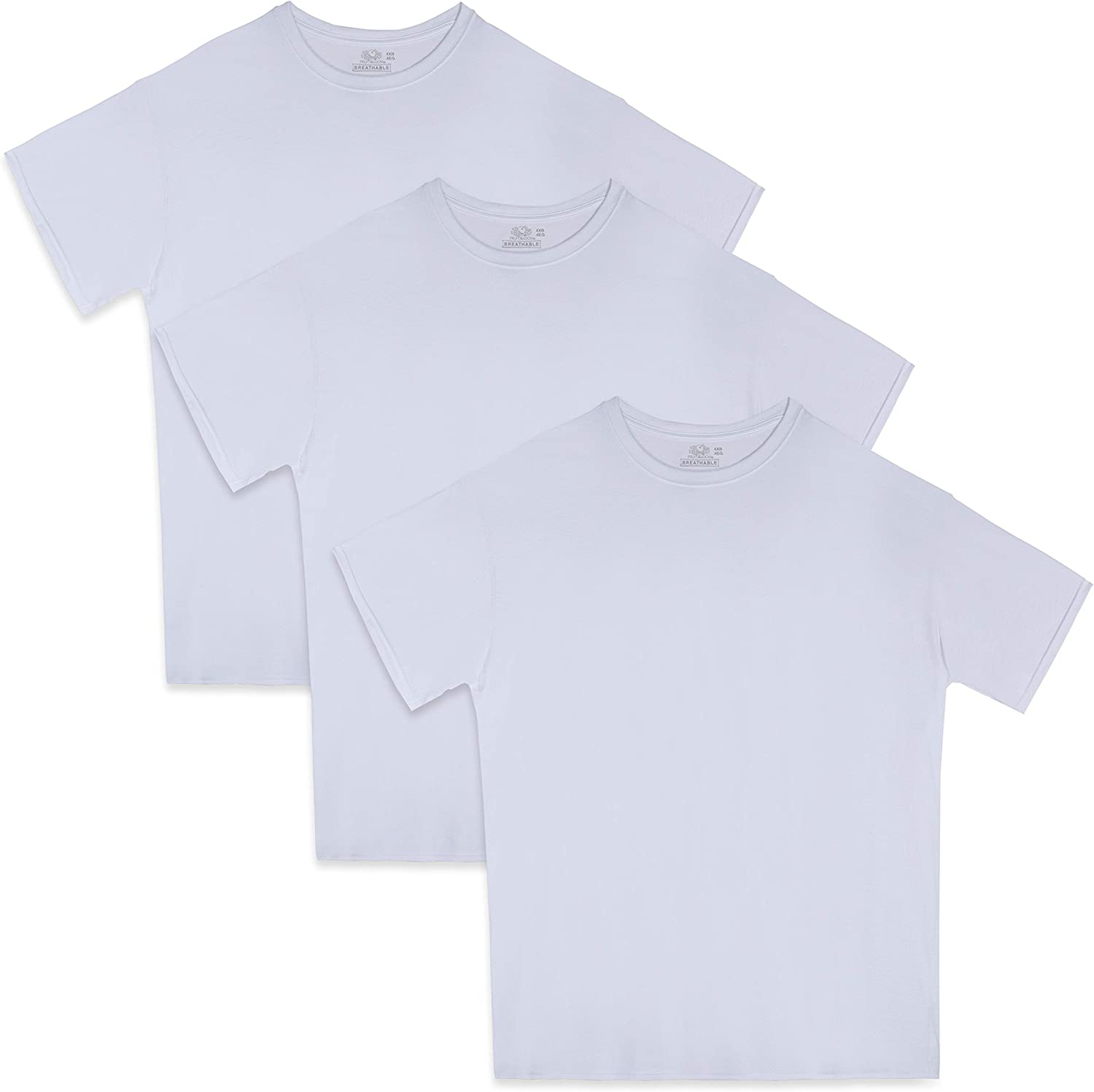 Fruit of the Loom Men's Breathable Underwear & Undershirts (Regular and Big & Tall)