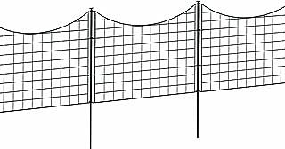 WamBam Fence WF29001 Garden Metal Fence, 147.5