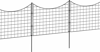 low cost dog fence plans