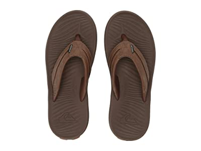 Quiksilver Travel Oasis (Tan Solid) Men