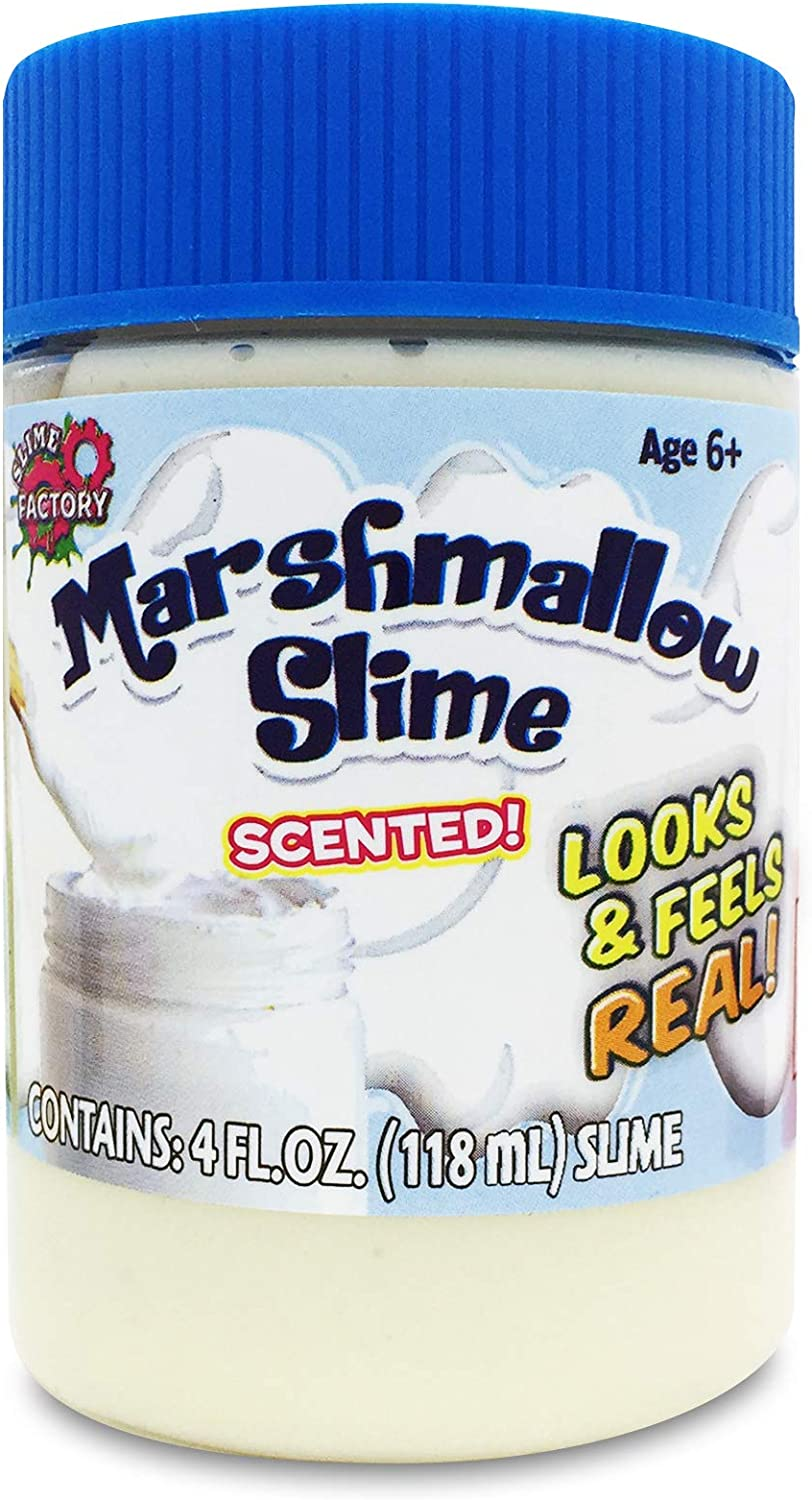 Magic time Interantional 5527455 70% OFF Outlet Max 47% OFF 3 Pack Marshm Food Icing Slime