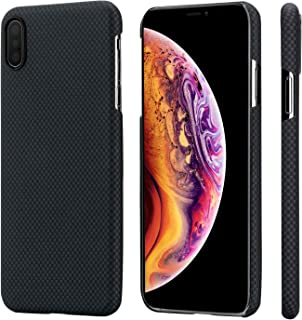 PITAKA Slim Case Compatible with iPhone Xs Max 6.5