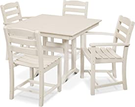 product image for POLYWOOD La Casa Café Dining Set, Sand