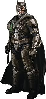 Beast Kingdom Batman V Superman: Dah-005 Dynamic 8Ction Heroes Armored Batman (Damaged Version) Action Figure