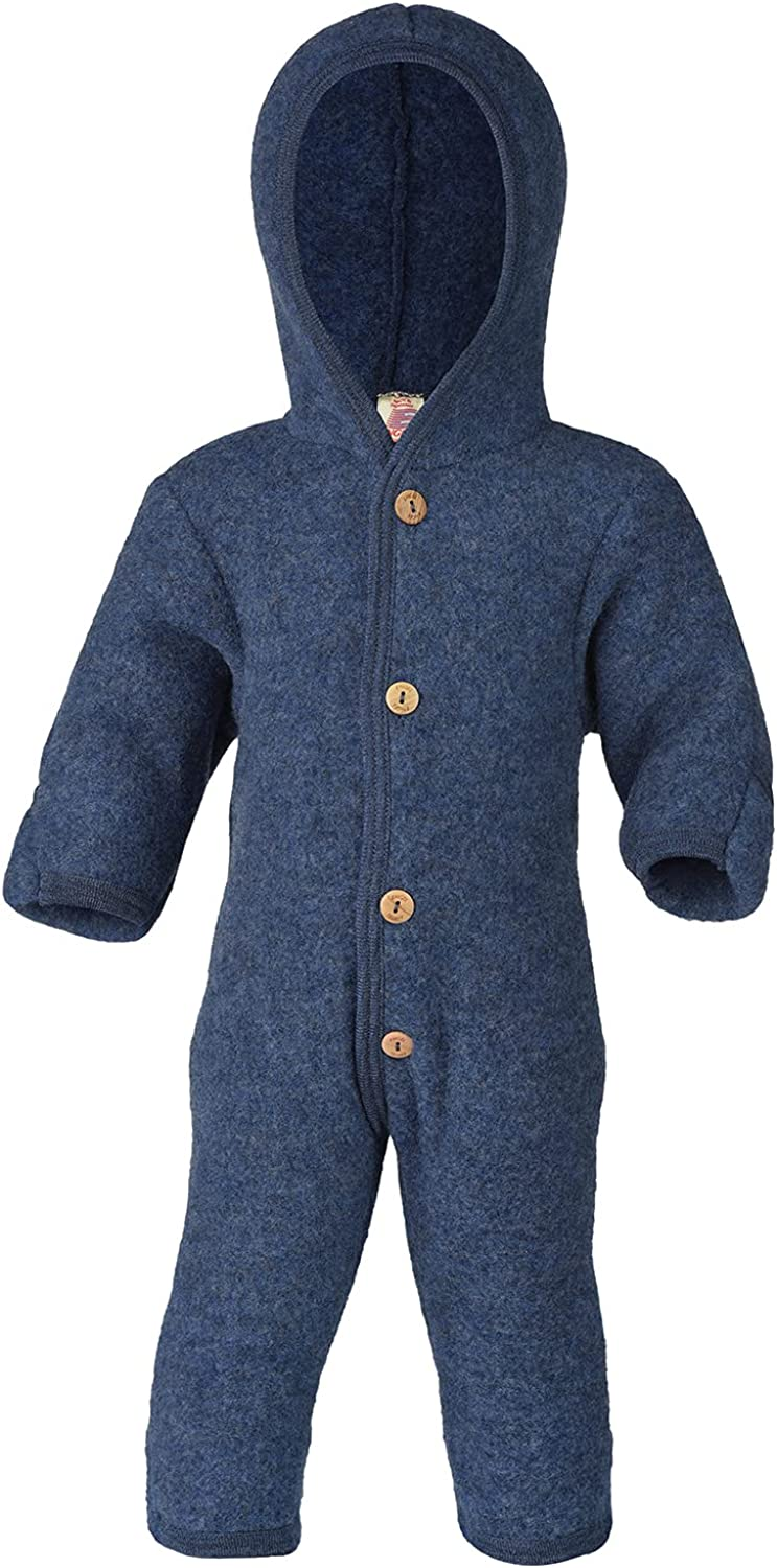 Ecoable Baby Fleece Snowsuit: Thermal Romper Max 52% OFF Coverall Max 73% OFF wit Footed