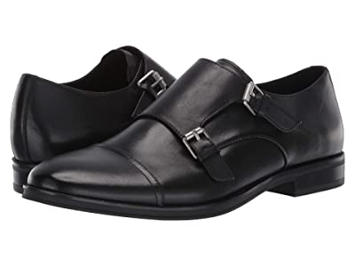 Calvin Klein Winthrope (Black Crust Leather) Men
