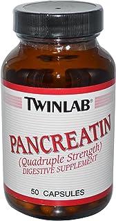 Twinlab Pancreatin 4x