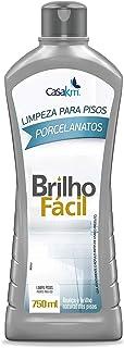 Limpador para pisos Porcelanatos Brilho Fácil 750ml