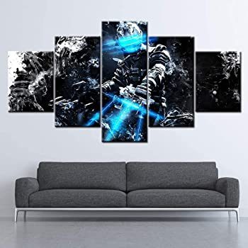 Amazon Com Lawrence Painting Dead Space 2 3 Video Game Art Canvas Poster Print Wall Pictures For Living Room Decor Posters Prints