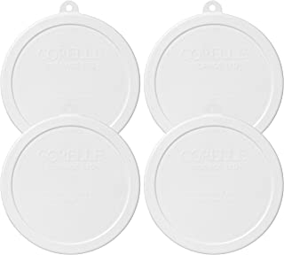 Corelle White Plastic Storage Lid (4)
