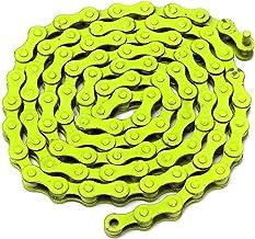 LHSJYG Fiets Chain Link,Fiets Kettingen Speed Bike Chain Link Staal Fietsketting Fiets Ontbreekt voor Speed Chain Bike Ver...