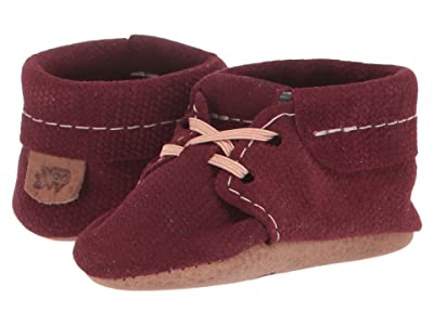 Freshly Picked Knit Merlot Oxford (Infant/Toddler) (Burgundy/Brown) Kid