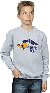 Looney Tunes niños Road Runner Beep Beep Camisa De Entrenamiento