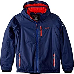 Rusty Solid Jacket (Toddler/Little Kids/Big Kids)