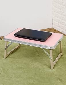 Laptop Table Folding Lazy Table Student Dormitory Desk Colors Available   Color Size L W H 72 31cm