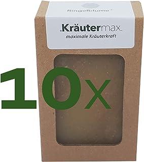 Kräutermax Ringelblume Haarseife 10 x 100 g Natur Kosmetik