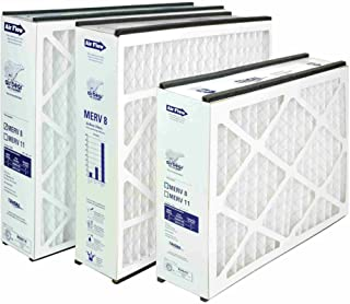 Best Trion Air Bear 255649-102 Replacement Filter - 20x25x5, Three Per Box Review