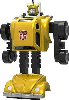 Hallmark Keepsake Christmas Ornament 2019 Year Dated Transformers Bumblebee,