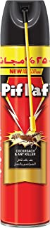 Pif Paf Cockroach and Ant Killer, Crawling Insect Killer Spray, 500ml