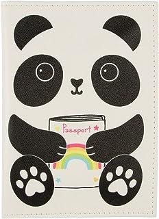 Sass & Belle Aiko Panda Kawaii vänner passfodral
