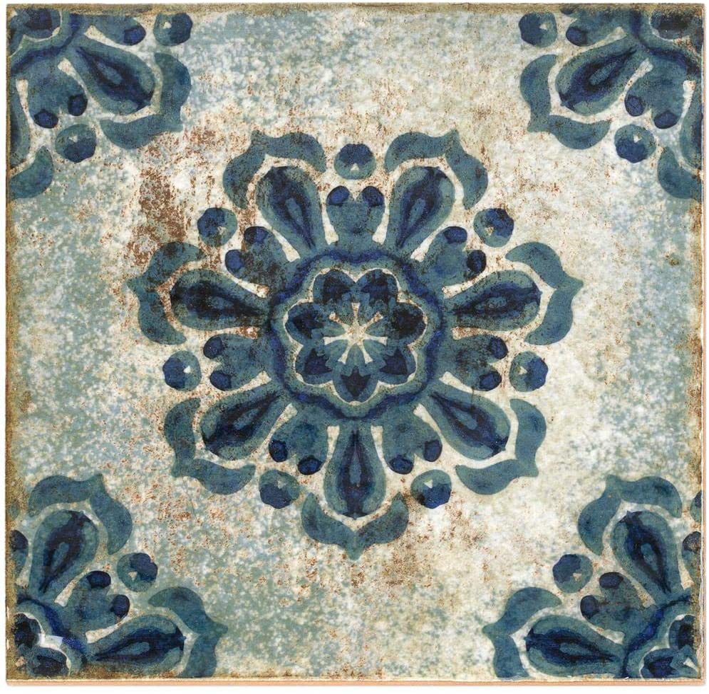 Angela Harris Vechio Decor Sales for sale Polished Oklahoma City Mall Wall Tile Ceramic Sample