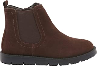 Shoexpress Solid Boots With Zip Closure And Pull Tabs