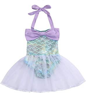 mermaid costume baby