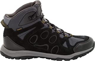 Jack Wolfskin Men's Rocksand Texapore Low M Rise Hiking Shoes