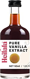 Pure Vanilla Extract - Sugar Free Heilala Baking Vanilla Extract, Gluten Free, the Choice of the Worlds Best Chefs and Bak...