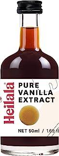 Extracto de Vainilla Heilala Pura – Seleccionados a mano, de origen ético, Libre de Azúcar, Sin Sabores de Imitación, 50ml (Pure Vanilla Extract)