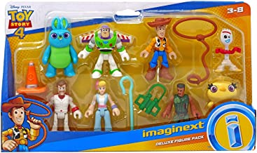 Imaginext Deluxe Figure Pack