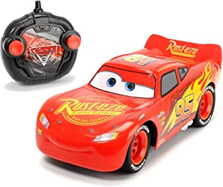 Dickie Cars 3 Remote Control Hero Lightning Mcqueen Car, For Above 3 Years