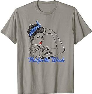 Pet Sitter Wife Husband Gift Strong Woman T-Shirt