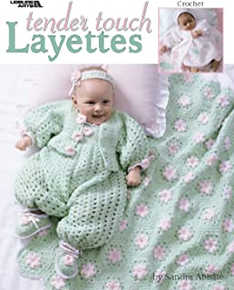Tender Touch Layettes (Crochet) (Leisure Arts #3363)