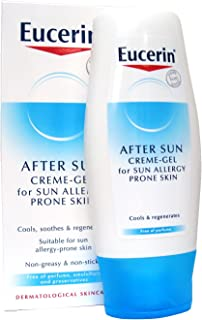 Eucerin Sun Allergy Aftersun Cream-Gel 150ml
