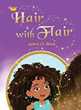 Hair with Flair: A Confidence Book for Curly Hair Girls (ages 4-8)