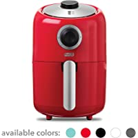 Dash DCAF150GB 1.3 Qt Hot Air Fryer (Red)