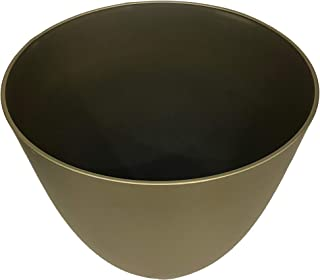Plastic Pot planter with shiny color Indoor Outdoor garden decor