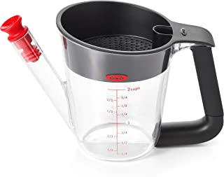 OXO Good Grips 2 Cup Fat Separator,Clear,One Size