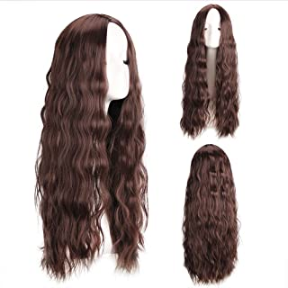 SpeedBeauty Women's Fashion Long Curly Fluffy Wig for Party Wig