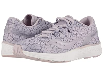 Saucony Kids Freedom ISO (Little Kid/Big Kid) (Lavender Quake) Girls Shoes